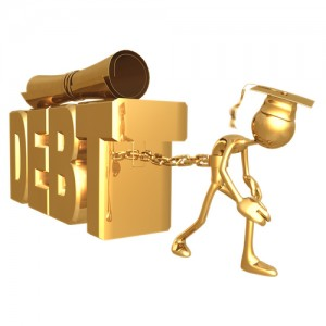 Student loan debt and court-ordered payments are some types of non-dischargeable debt that will persist despite filing for bankruptcy.